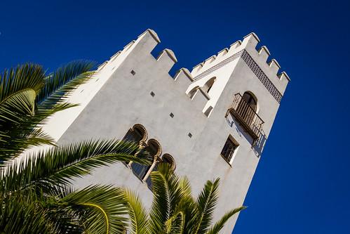 Spain - Seville - Constantina - Hospederia Monastica Nuestra Señora de los Angeles
