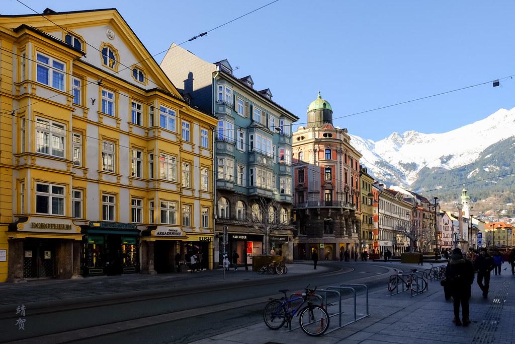 Maria-Theresien Straße