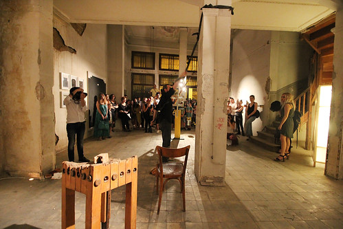 Francesco Kiais Performance_REMINDERS_Athens Intersection0 (2)