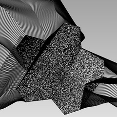penta R/L /- - #generative #code #cg #processing #geometry #algorithmicart #xuxoe #supersequential #d_expo #thegraphicspr0ject #procedural #everyday #computerart #2d #daily #creativecoding #shapes #digitalart #improbable #streamofconsciousness #phoneart #