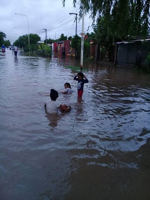 Argentina Flooded Jan 2018