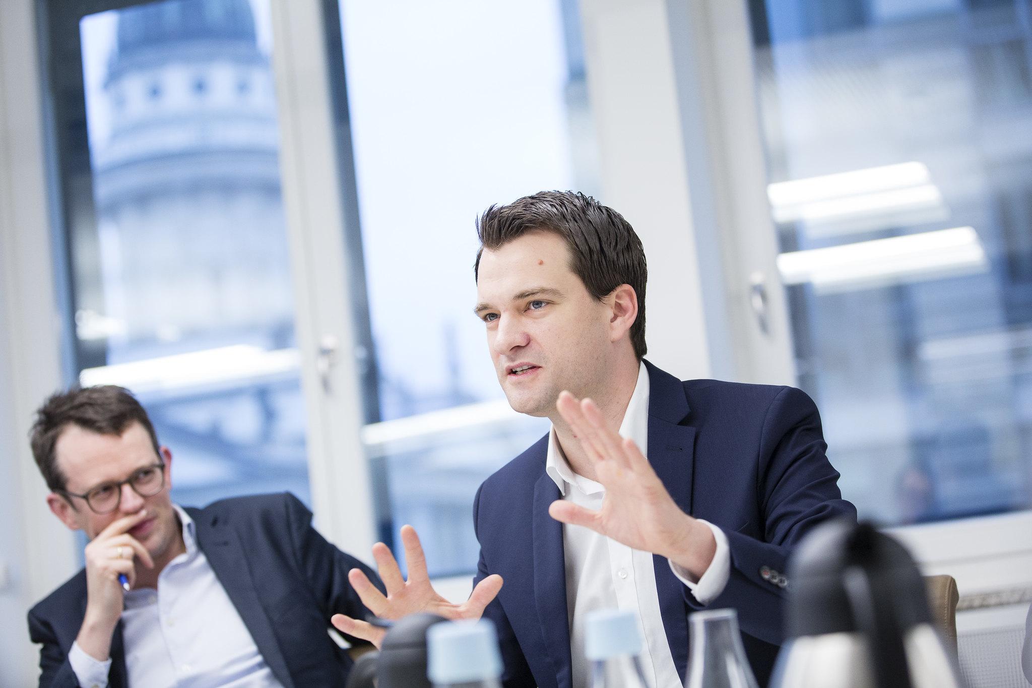 DGFP // Hauptstadt-Dialog mit Johannes Vogel MdB