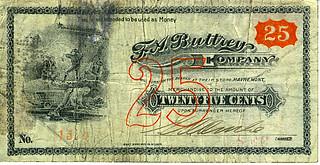 F. A. Buttrey-25-obv