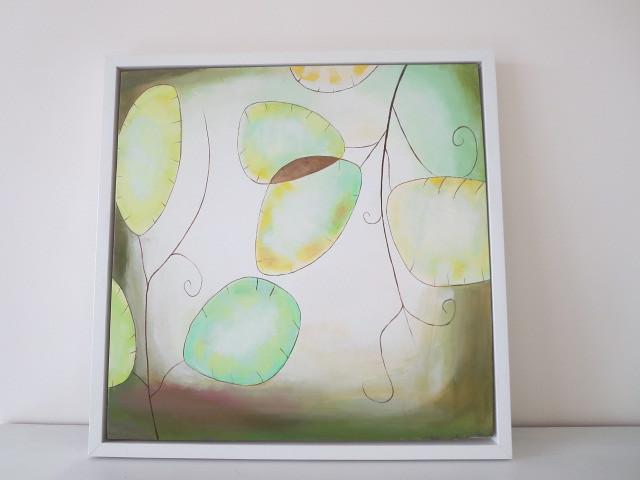 11. Acrylic Painting, 450,000 Rp, Canon IXUS 255 HS