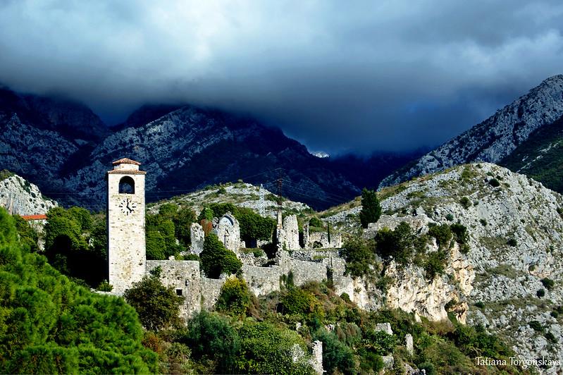 Фрагмент Старого города с Часовой башней