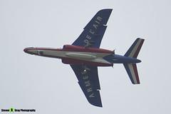 E162 1 F-TERJ - E162 - Patrouille de France - French Air Force - Dassault-Dornier Alpha Jet E - RIAT 2014 Fairford - Steven Gray - IMG_1728