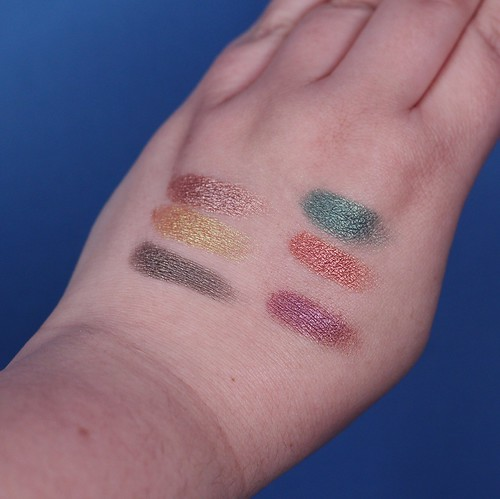 Zodiac palette BH Cosmetics review - Big or not to big (8)