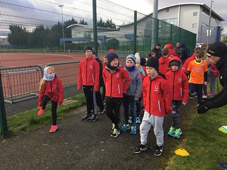Pulse Juniors Training - 11th February 2018