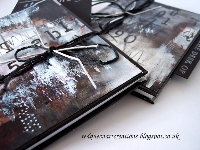 grunge notebook cover 1