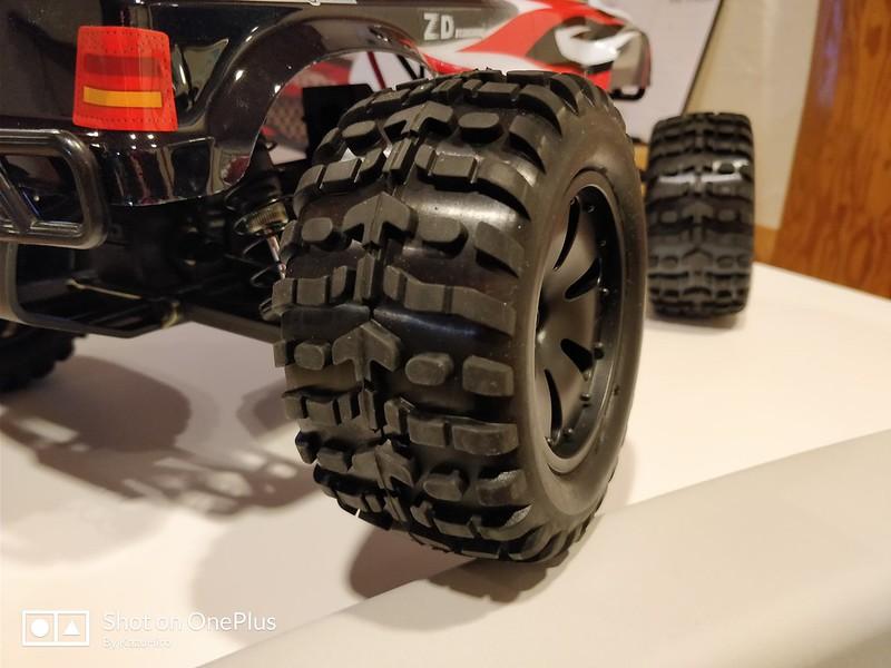 ZD Racing 10427 ラジコンカー 開封レビュー (46)