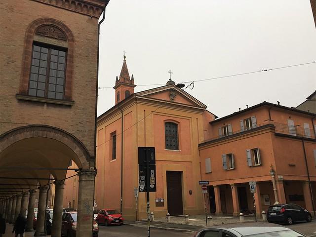 Chiesa Universitaria di San Sigismondo