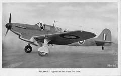Fairey Fulmar Fighter
