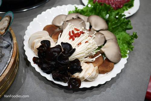 Mixed Mushroom Platter
