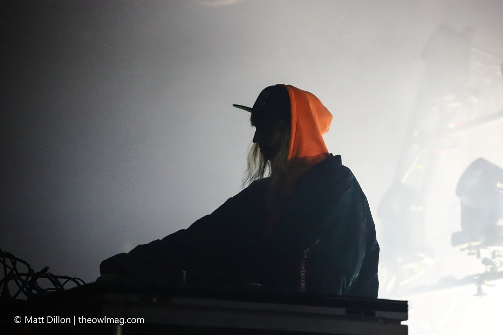 Cashmere Cat @ Ace Of Spades, Sacramento 2/16/18