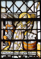 St Nicholas Patron of Children