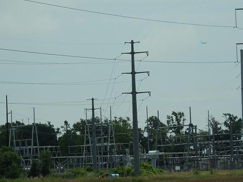 Dover Electric Dept. Cartanza Substation.