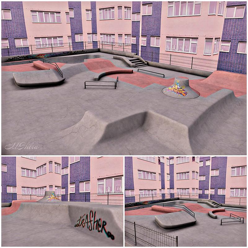 Milk Motion Skatepark