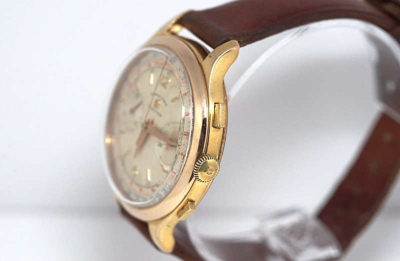 collection - Un autre chrono vintage arrive dans ma collection , l'Election oversize  40513347822_08f58c8f55_c