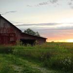 Tue, 07/01/2014 - 9:07am - Jana Angelucci - barn at sunset