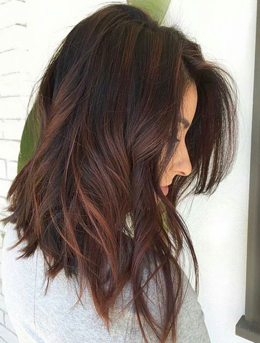 The Top 20 Shoulder Length Haircuts For Wavy Hair 2018