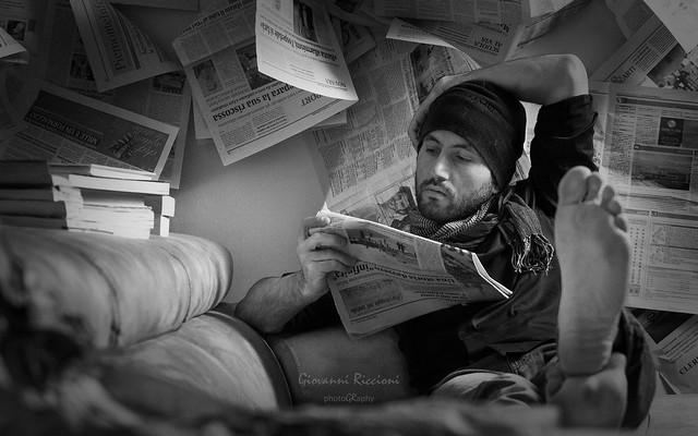 The newspaper|03-XX| XX ways to communicate