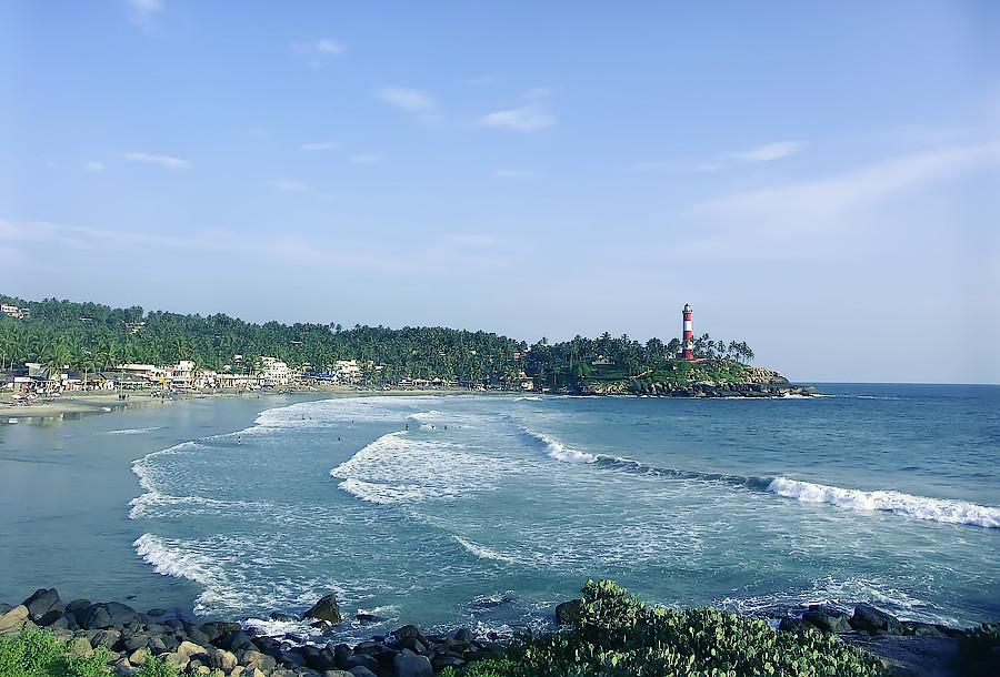 Ковалам © Kartzon Dream - авторские путешествия, авторские туры в Индию, тревел видео, фототуры