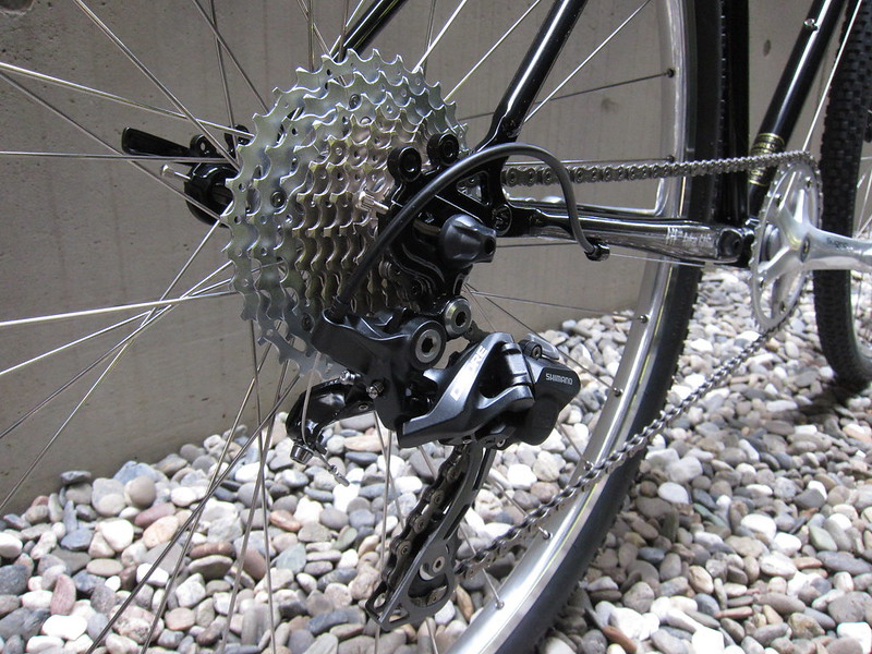 SURLY Cross Check Flat BK RD