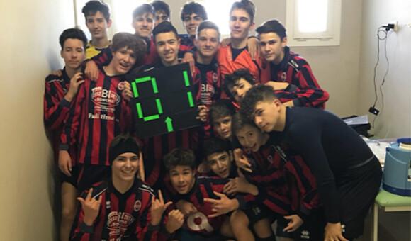 Giovanissimi Elite, alla Virtus il big match con l'Arzignano!