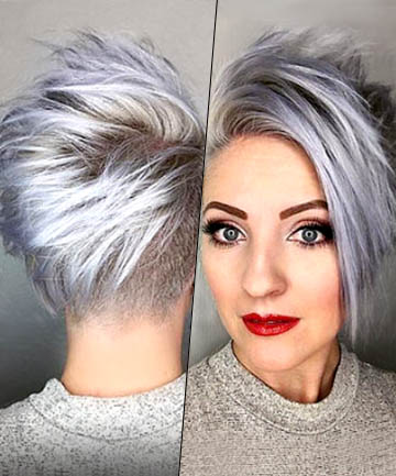 20 silver hair colors 2018  hair colors