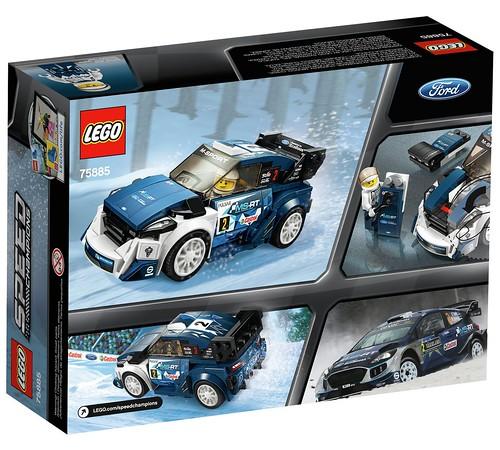 LEGO Speed Champions Ford Fiesta M-Sport WRC (75885)
