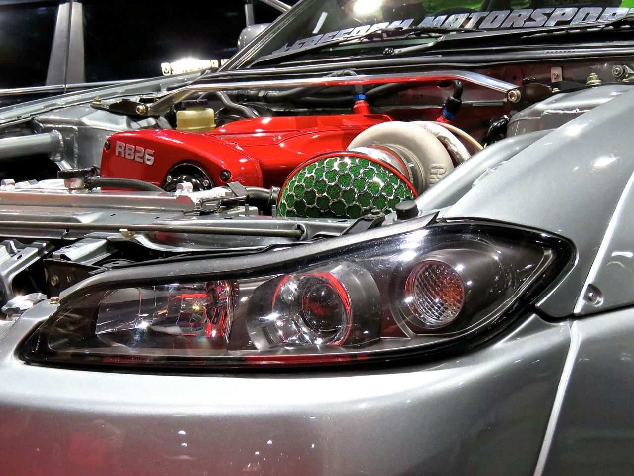 Nissan S15 Silvia RB26 Philly
