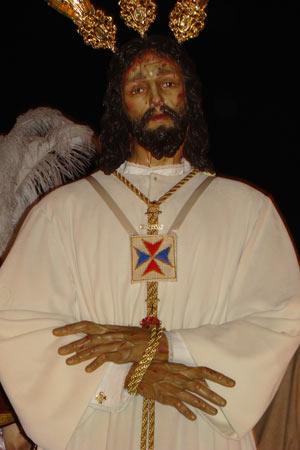 Hermandad de Nuestro Padre Jesús Cautivo y Rescatado y María Santísima del Dulce Nombre.