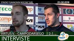 Virtus V.-Campodarsego del 04-02-18