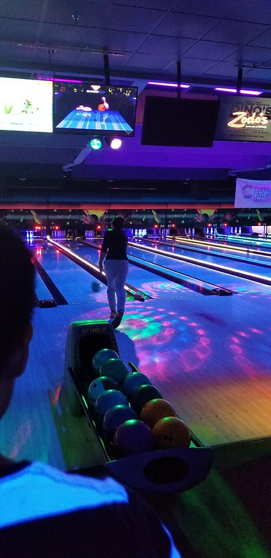 Bowling night at Zodo's Winter 2018