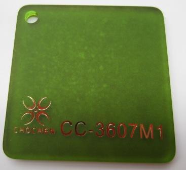 Mica Đài Loan - xanh lá già