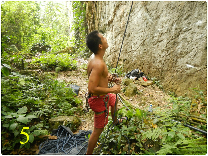 rock climbing safety checks