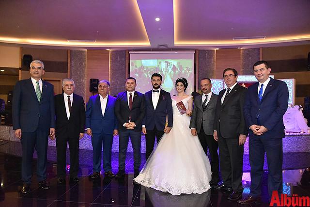 Ahmet Sünbül- Esra Çetin Düğün- Lonicera Otel
