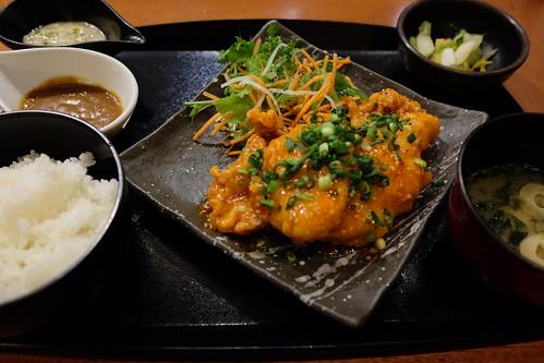 Yakitori Miyagawa lunch, Tokyo 04