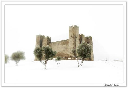 Castillo de Sádaba...**Zaragoza**