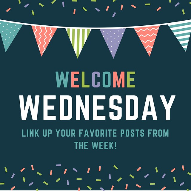 Welcome Wednesday Link Party