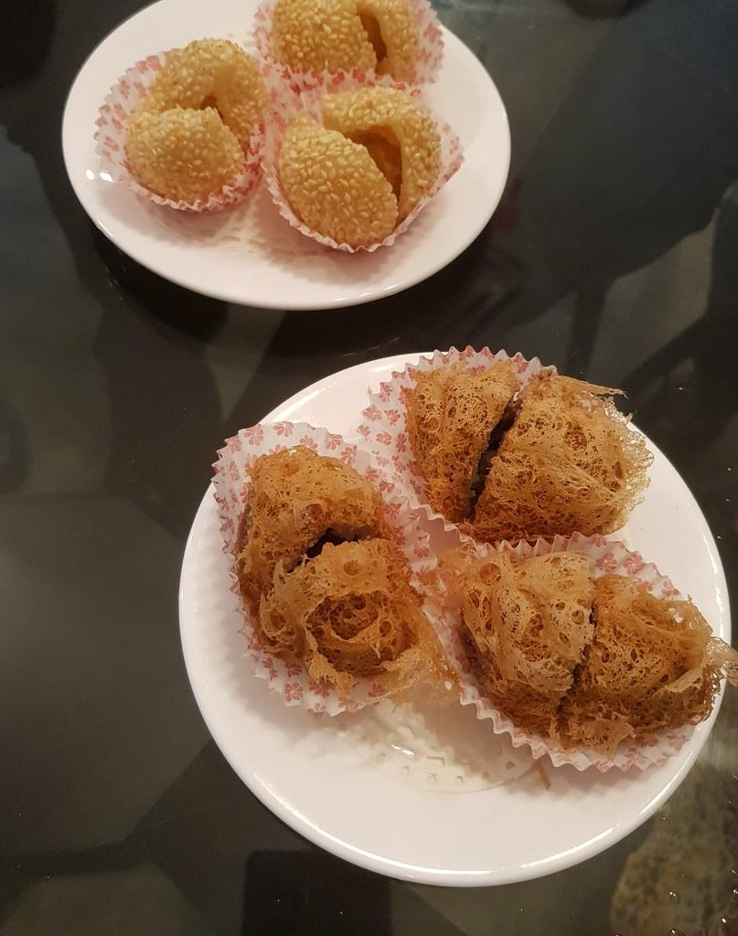 鮮芋角 Deep Fried Yam Dumpling $6 @ The Queen Shah Alam