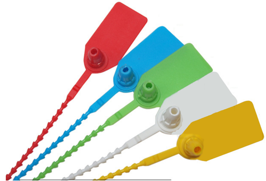 Serial cable ties