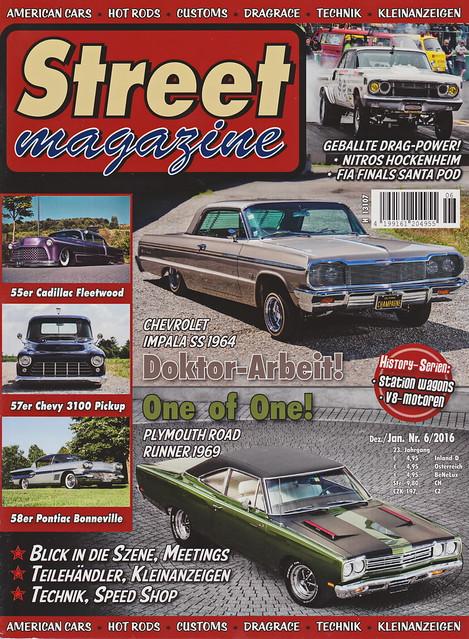 Street Magazine 6/2016