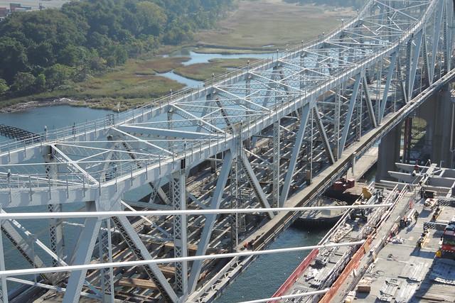 Goethals Bridge Replacement Project - Progress - October 2017