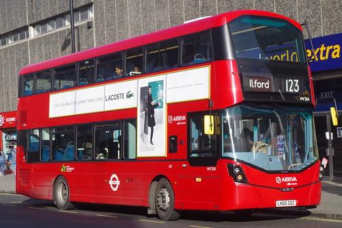Arriva London HV254