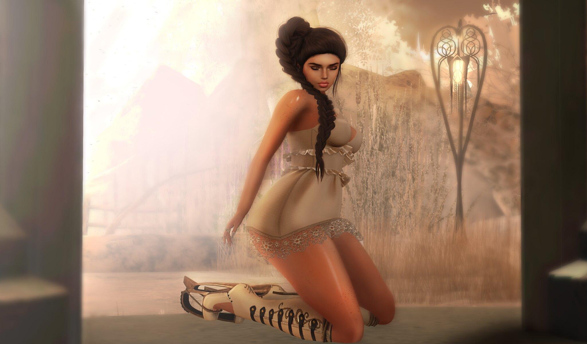-246- A Goddess's Redemption