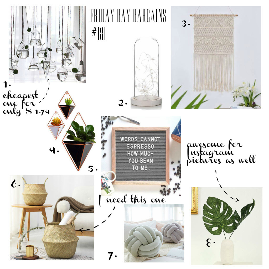 eBay Homeware Pinterest inspired