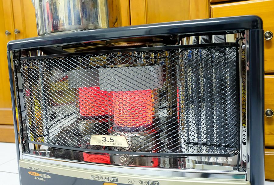 corona煤油暖爐.日本暖爐推薦12