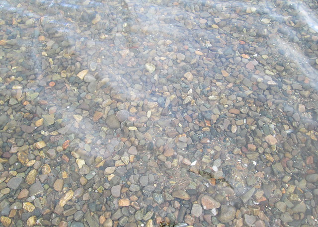 Sea Water at Plockton