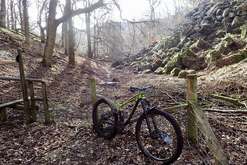 FoD / Slurry Pit - the not quite spring ride